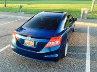 Picture of 2012 Honda Civic Coupe EX-L, exterior