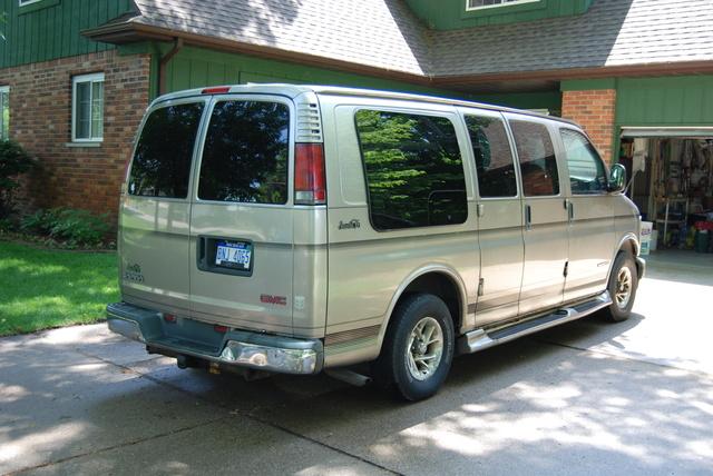 Picture of 2001 GMC Savana 1500 Passenger Van