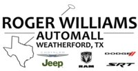 Roger Williams Chrysler Dodge Jeep Ram logo