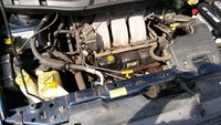 Picture of 2000 Chrysler Town & Country LXi, engine
