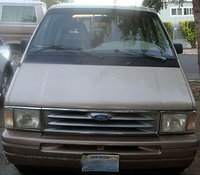 Picture of 1993 Ford Aerostar 3 Dr XL Passenger Van, exterior, gallery_worthy