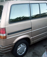 Picture of 1993 Ford Aerostar 3 Dr XL Passenger Van, exterior