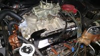 Picture of 1966 Oldsmobile 442, engine