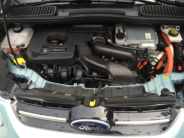 Picture of 2013 Ford C-Max SEL Hybrid, engine