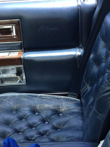 Cadillac Fleetwood D Elegance Sedan Pic X on 1982 Cadillac Fleetwood Interior