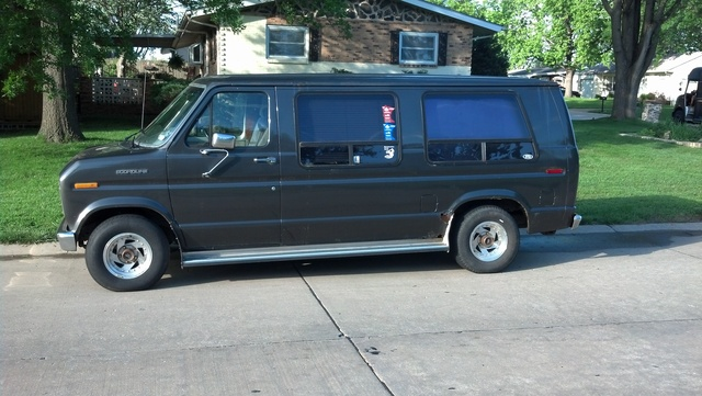 Picture of 1985 Ford E-150 STD Econoline, exterior, gallery_worthy