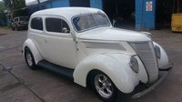 1937 Ford Coupe Overview