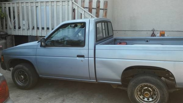 Picture of 1992 Nissan Pickup 2 Dr STD 4WD Standard Cab SB