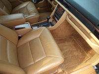 Picture of 1990 Mercedes-Benz 420-Class 4 Dr 420SEL Sedan, interior