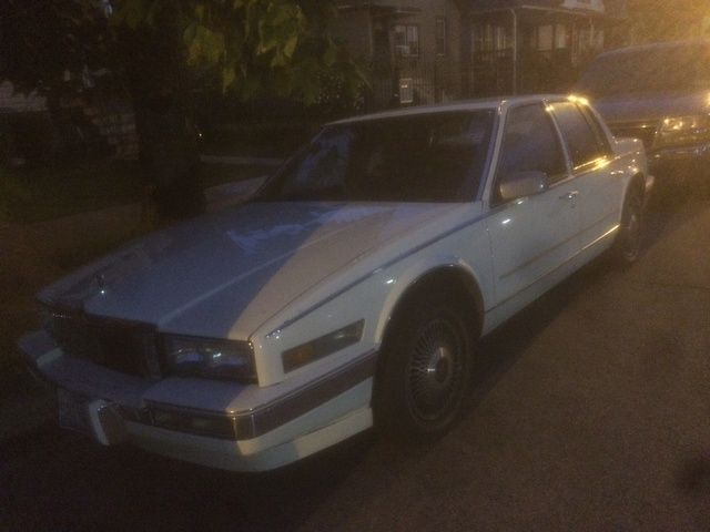 Picture of 1989 Cadillac Seville Base