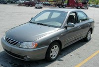 2003 Kia Spectra Picture Gallery