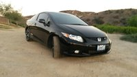 Picture of 2013 Honda Civic Coupe Si w/ Summer Tires, exterior
