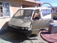 1986 Toyota Van Overview