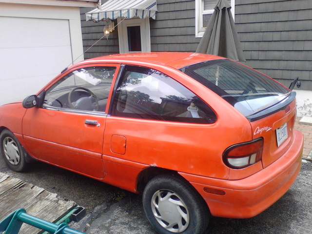 Picture of 1996 Ford Aspire 2 Dr STD Hatchback