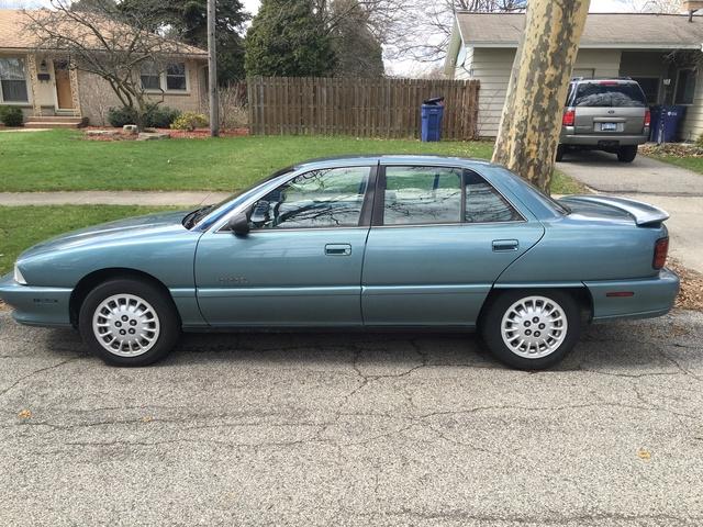 Picture of 1996 Oldsmobile Achieva 4 Dr SL Sedan