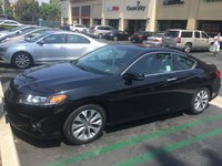 Picture of 2014 Honda Accord Coupe EX, exterior