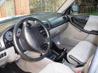 Picture of 2001 Subaru Forester L, interior