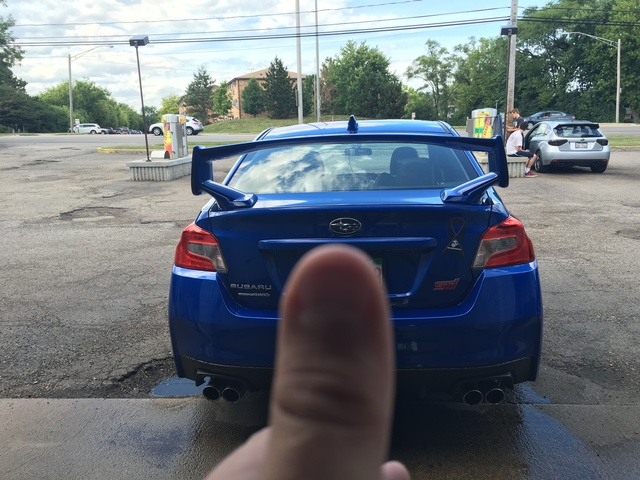 Picture of 2017 Subaru WRX STI Base