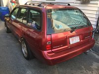 Picture of 1997 Mercury Tracer 4 Dr LS Wagon, exterior