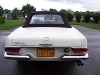 1966 Mercedes-Benz SL-Class Overview