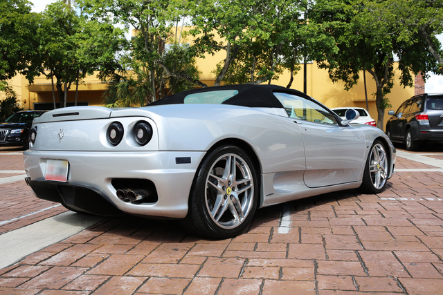 Picture of 2002 Ferrari 360 Spider Spider Convertible