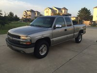 Picture of 2000 Chevrolet Silverado 2500 3 Dr LS Extended Cab LB HD, exterior