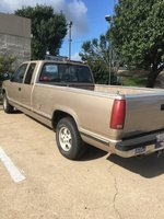 Picture of 1992 GMC Sierra 1500 C1500 SLE Extended Cab LB, exterior