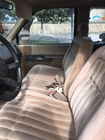 Picture of 1992 GMC Sierra 1500 C1500 SLE Extended Cab LB, interior