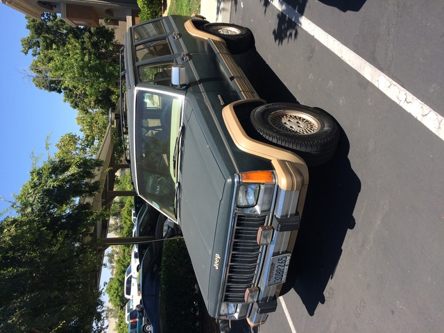 Picture of 1993 Jeep Cherokee 4 Dr Country SUV, exterior, gallery_worthy