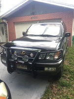 Picture of 2001 Lexus LX 470 Base, exterior