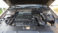 Picture of 1997 Lincoln Continental 4 Dr STD Sedan, engine