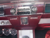 Picture of 1962 Oldsmobile Starfire, interior
