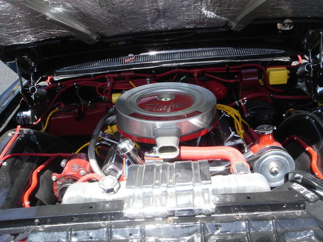 Picture of 1962 Oldsmobile Starfire, engine, gallery_worthy