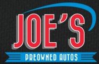 Joe's Preowned Autos logo