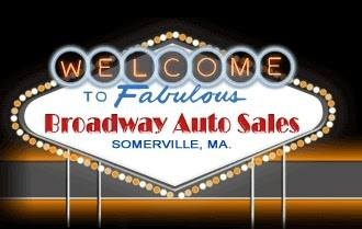 broadway auto sales somerville ma read consumer reviews browse used and new cars for sale. Black Bedroom Furniture Sets. Home Design Ideas