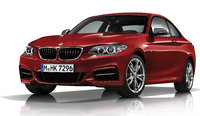 2017 BMW 2 Series, Front-quarter view, exterior, manufacturer