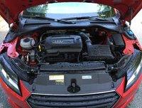 2016 Audi TT 2.0T quattro Roadster, 2016 Audi TT Roadster Engine, engine