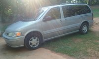 2000 Oldsmobile Silhouette 4 Dr GL Passenger Van Extended, THES ARE THE VAN, exterior