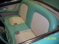 Picture of 1955 Ford Thunderbird, interior