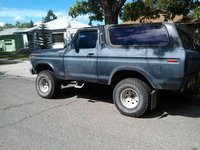 1979 Ford Bronco Picture Gallery