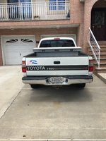 Picture of 1997 Toyota T100 2 Dr DX Extended Cab SB, exterior