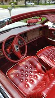 Picture of 1984 Cadillac Eldorado Biarritiz Convertible, interior