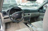 Picture of 2007 Hyundai Sonata GLS, interior