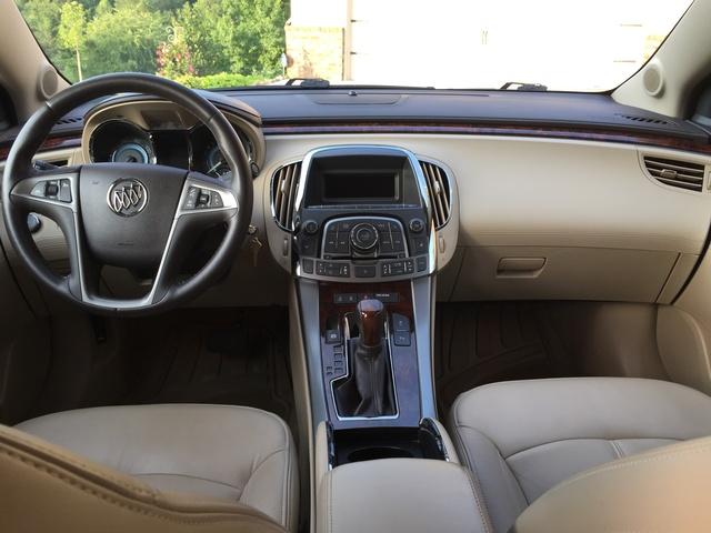 2011 Buick Lacrosse Pictures Cargurus