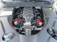 Picture of 2015 Maserati GranTurismo Sport Convertible, engine
