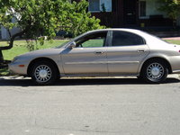 Picture of 1998 Mercury Sable 4 Dr GS Sedan, exterior