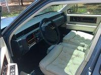 Picture of 1992 Cadillac Fleetwood 4 Dr STD Sedan, interior