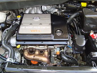 Picture of 2002 Toyota Sienna CE, engine