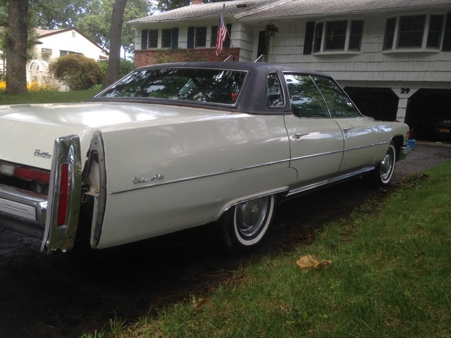 Picture of 1975 Cadillac DeVille