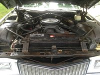 Picture of 1975 Cadillac DeVille, engine